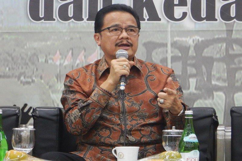 DPD RI apresiasi pemerintah hentikan pengadaan barang/jasa fisik
