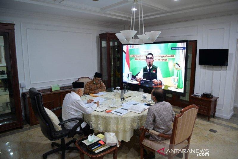 Ridwan Kamil: Sejauh ini ada 677 positif COVID-19 di Jabar
