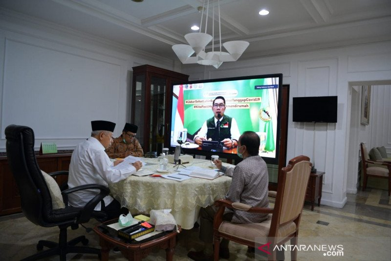 I will encourage MUI to issue fatwa against 'mudik': Vice President Ma'ruf Amin