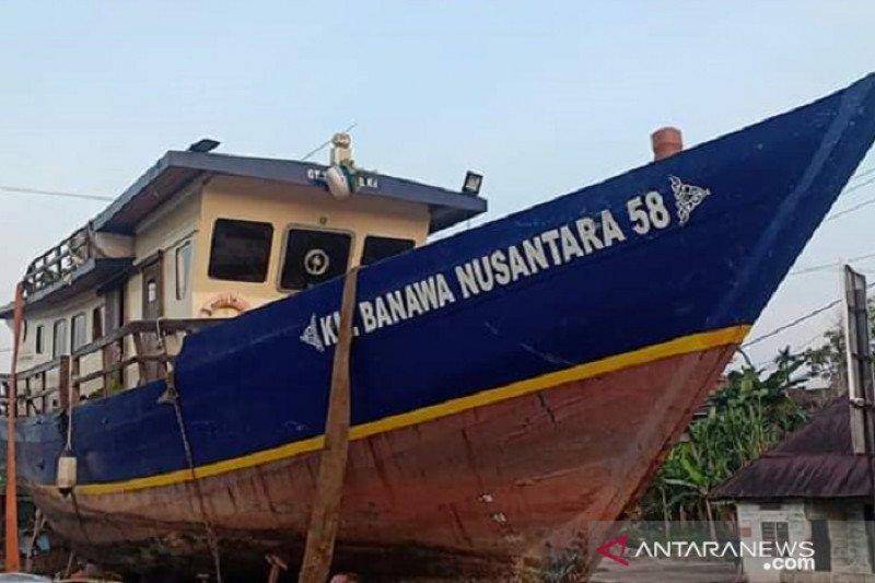 Kapal Banawa Nusantara 58 dievakuasi ke Danau PLTA Koto Panjang