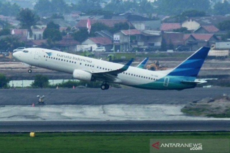 Garuda Indonesia mulai hari ini buka kembali reservasi penerbangan
