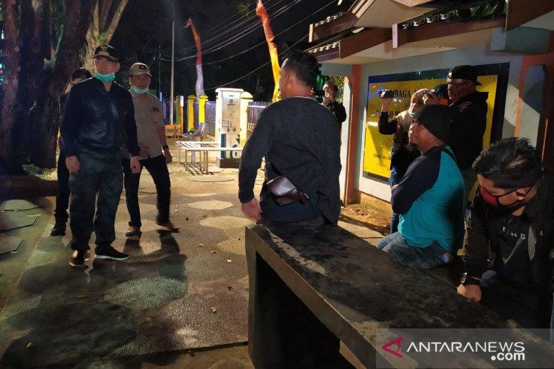 Wali kota patroli,  Jambi berlakukan jam malam cegah corona
