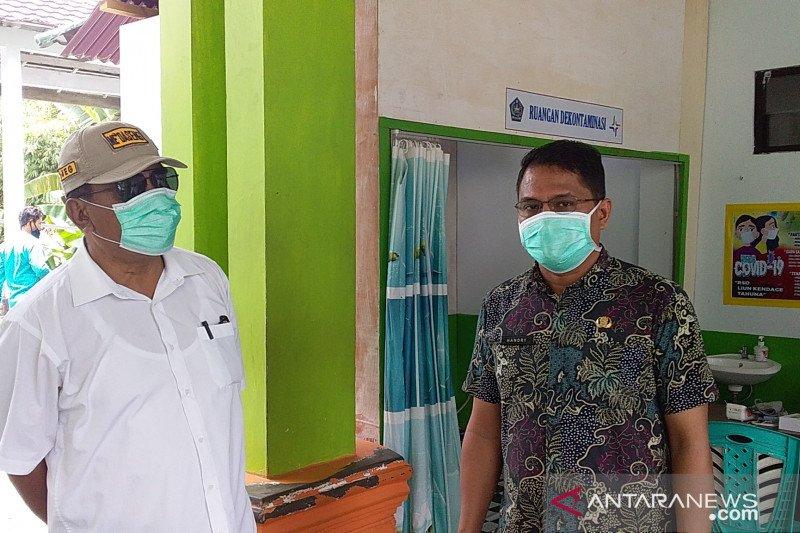 Rumah Sakit di Kepulauan Sangihe kini  kehabisan masker