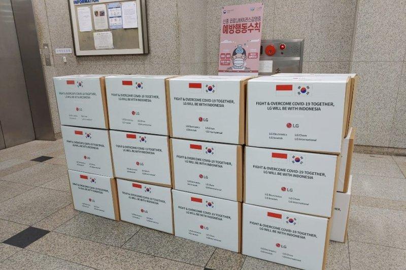 """50 ribu """"PCR diagnostic test"""" COVID-19  tiba Indonesia, Minggu"""