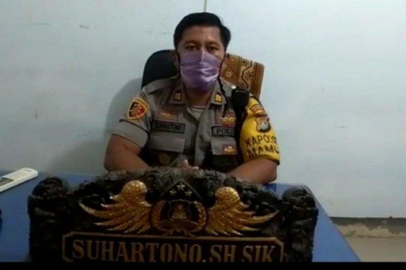 Polisi di Kabupaten Mamuju ancam tindak tegas warga masih berkumpul
