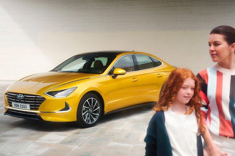 Penjualan Hyundai jeblok pada Maret 2020
