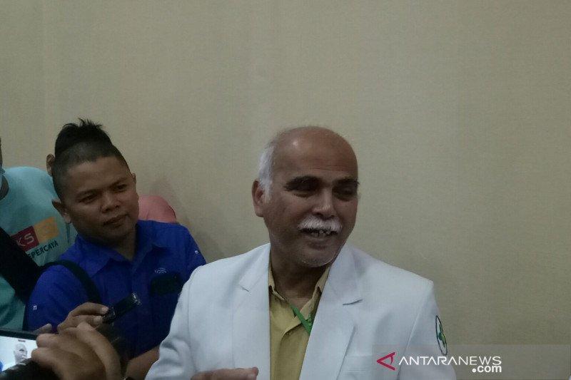 Satu pasien positif COVID-19 di Palembang dinyatakan sembuh