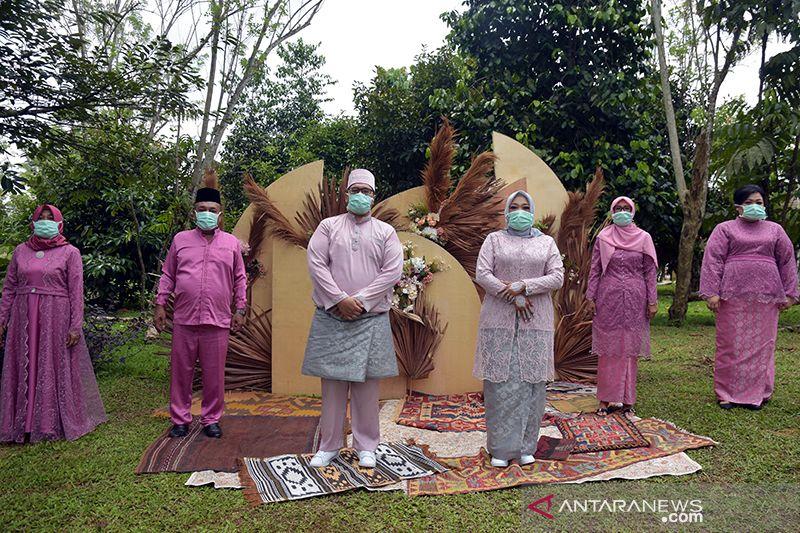 Pengantin di Pekanbaru harus buat surat pernyataan khusus semasa wabah Corona, begini penjelasannya