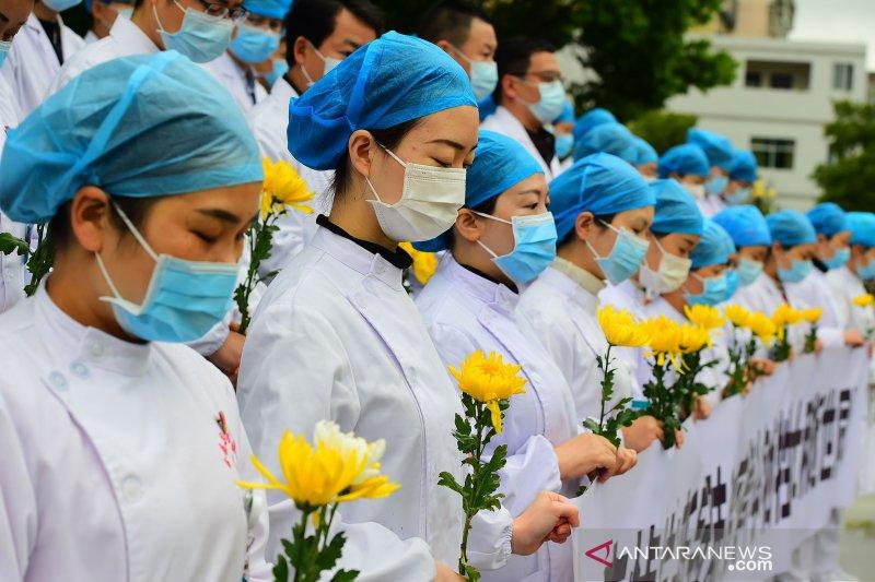 Kasus virus corona tanpa gejala meningkat di China