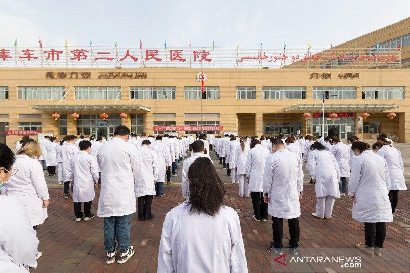 China konfirmasi 14 kasus baru corona