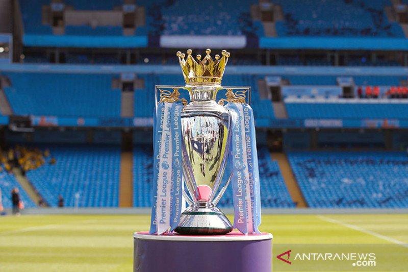 Kasus positif COVID-19 di Liga Premier Inggris meningkat jadi 12
