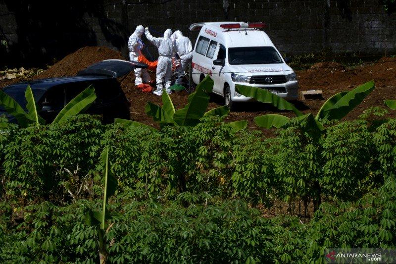 Bantul siapkan lahan pemakaman khusus jenazah COVID-19