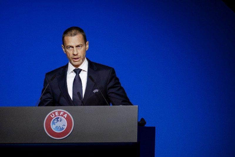 UEFA bantah kabar Liga Champions selesai 3 Agustus