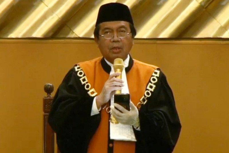 Ketua MA terpilih M Syarifuddin optimistis capai visi sebelum 2035