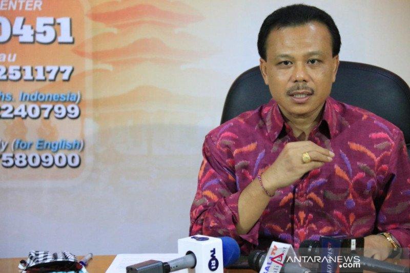 Jumlah kasus positif COVID-19 di Bali jadi 43