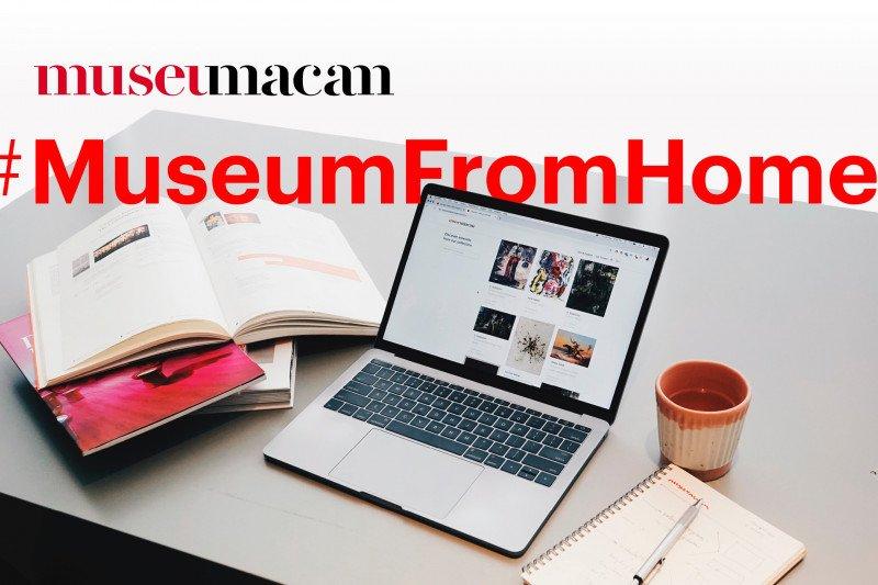 """Edukasi seni, Museum MACAN bisa """"dijelajahi"""" secara online"""