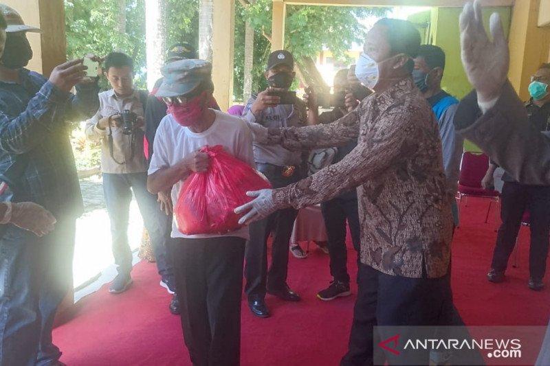 USN Kolaka kembali salurkan sembako kepada mahasiswa