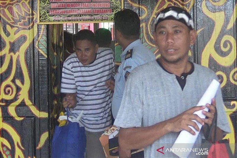 Cegah penyebaran COVID-19, 110 narapidana di Kapuas dibebaskan