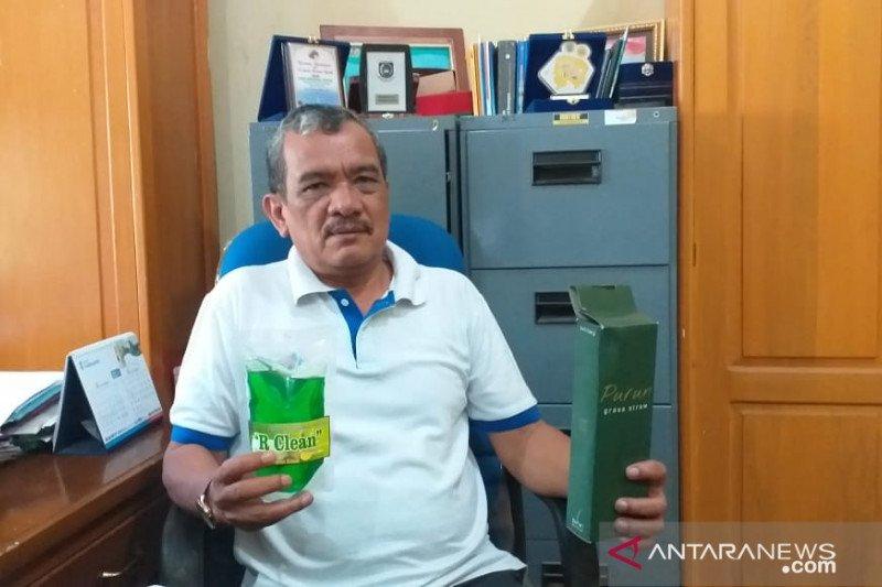 Dampak corona, sejumlah toko oleh-oleh di Belitung tutup