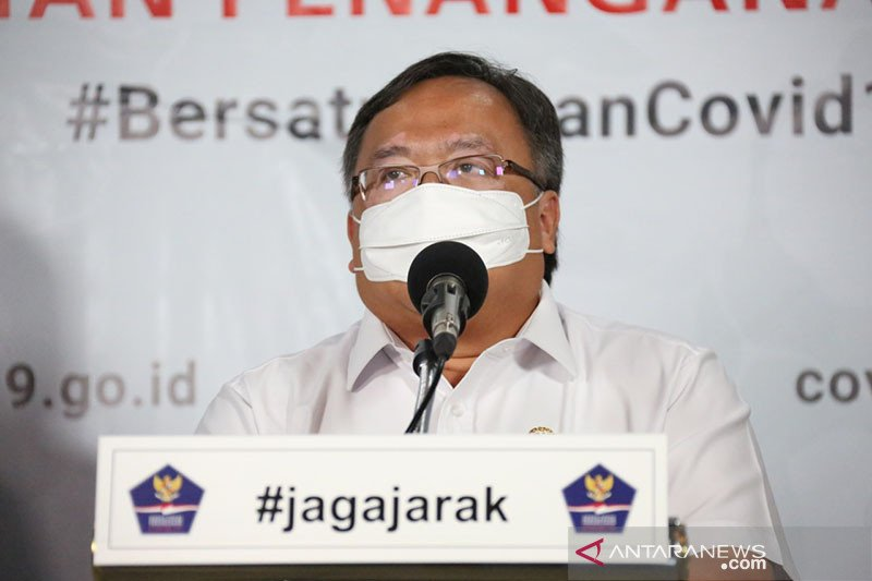 Indonesia tak ingin jadi lahan uji klinis vaksin COVID-19