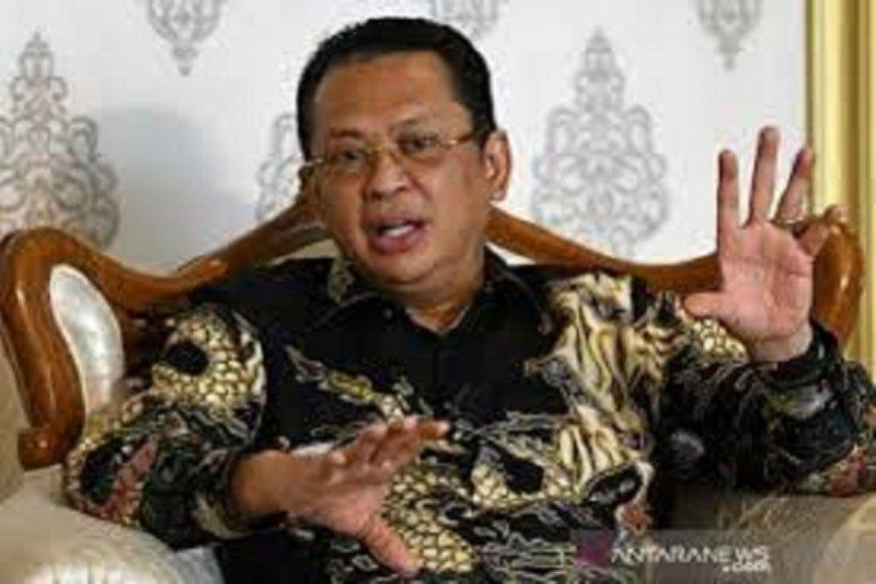 Ketua MPR Bambang Soesatyo sesalkan pertikaian personel TNI-Polri di Mambra Papua