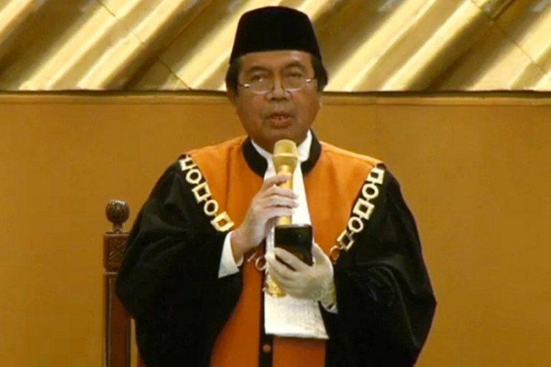 Syarifuddin ucap sumpah janji sebagai Ketua MA 2020-2025
