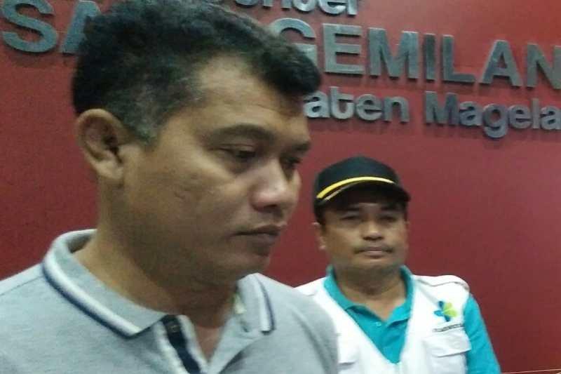 1 pasien positif COVID-19 Kabupaten Magelang dinyatakan sembuh