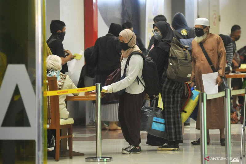 Sumatera Barat antisipasi potensi peningkatan kasus COVID-19