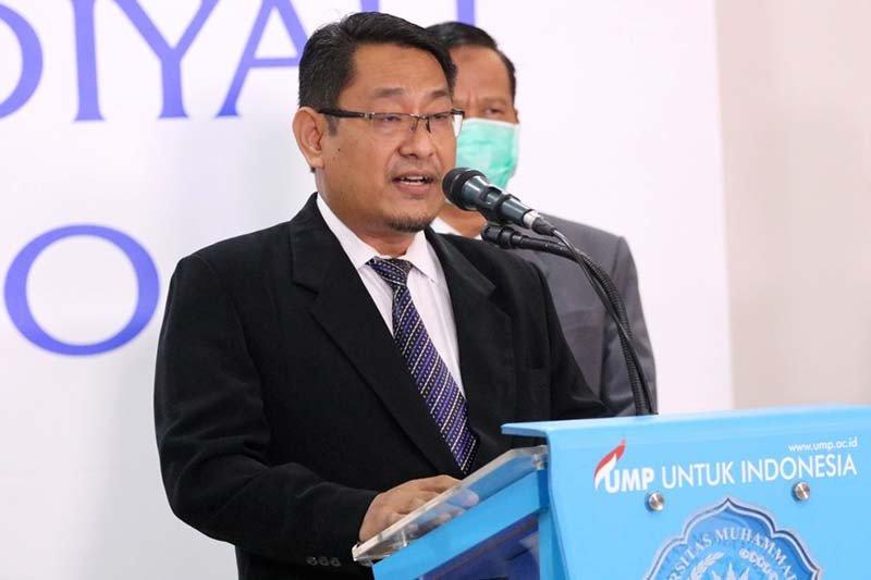 Pidato Milad Ke-55 UMP dilaksanakan secara virtual