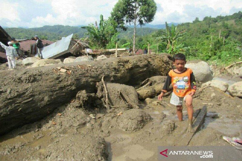 BNPB: Terjadi 1.188 bencana alam sejak Januari hingga April 2020