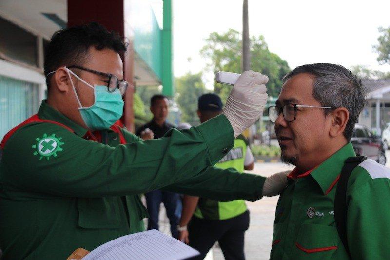 Di tengah pandemi corona, Semen Baturaja prakirakan serapan pasar melemah 20 persen