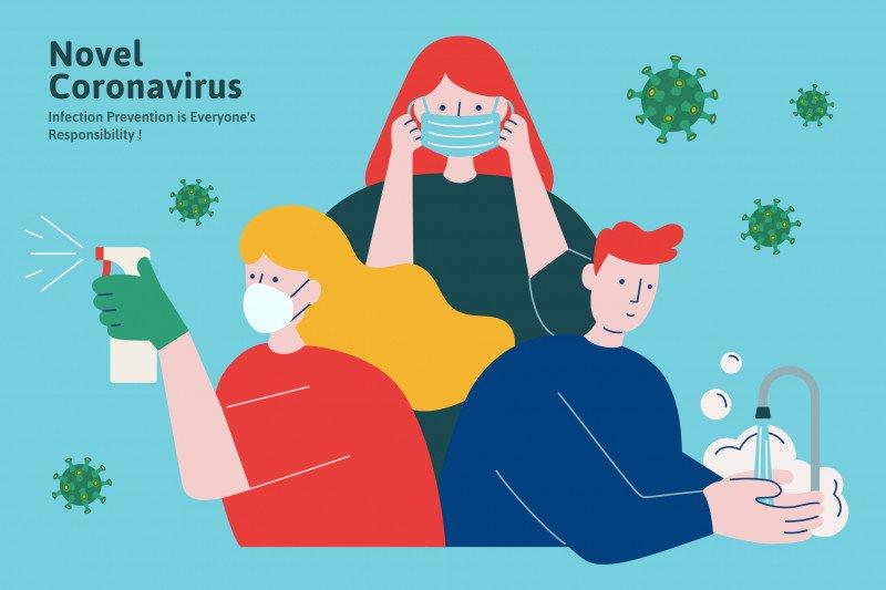 Remaja Indonesia makin paham cara berlindung dari COVID-19, kata survei