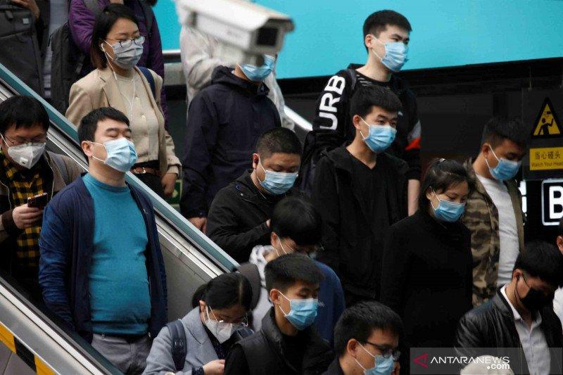 17 kasus baru COVID-19 China, termasuk 14 di Beijing