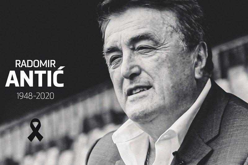 Presiden Atletico Madrid berduka atas meninggalnya Radomir Antic