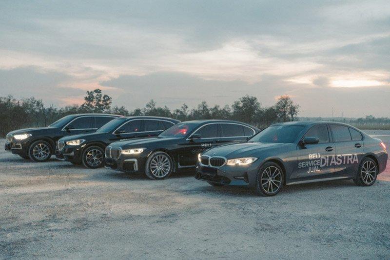 BMW Astra tawarkan layanan beli mobil baru dari rumah selama Corona