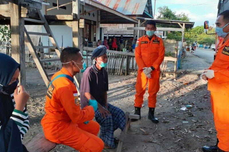 Petani di Babana Mamuju Tengah  ditemukan selamat setelah hilang