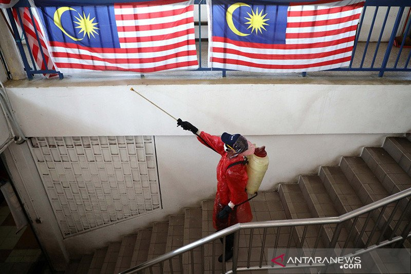 Kasus COVID-19 di Malaysia kembali meningkat,  sejumlah agenda MICE  dibatalkan