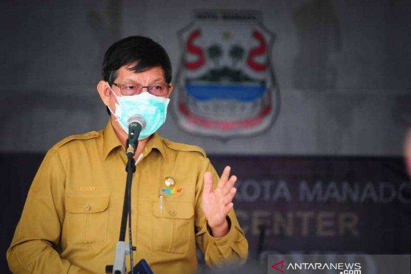 Wali Kota Manado tegaskan warga harus patuhi tetap di rumah dan social distancing
