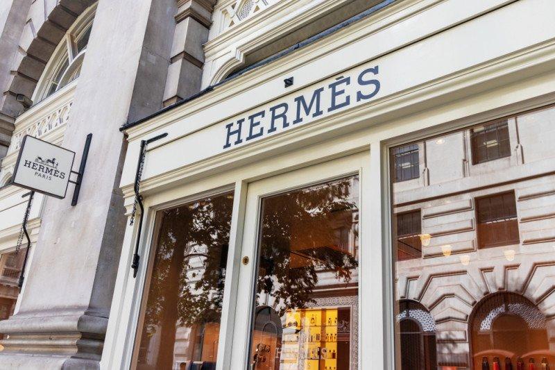Hadapi corona, Hermes donasikan 30 juta dolar