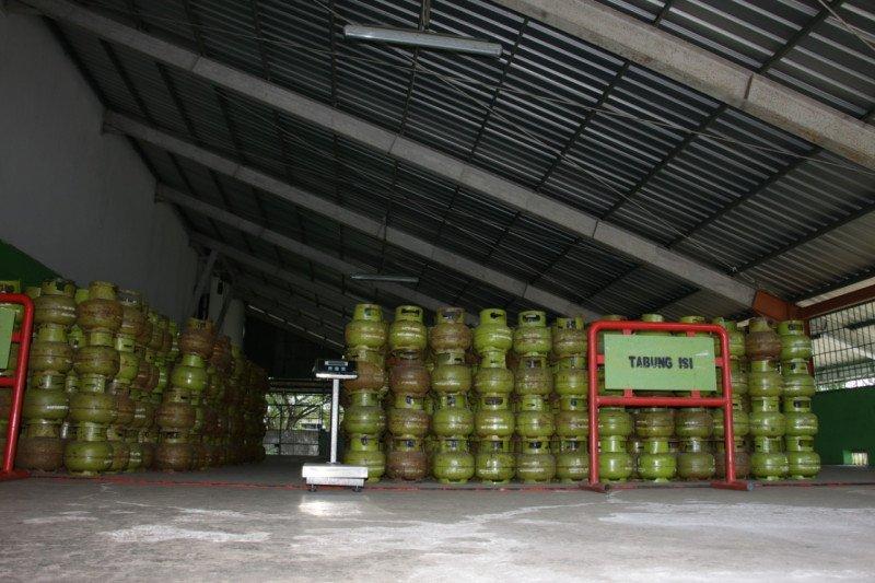 Pertamina jamin distribusi dan ketersediaan stok LPG aman