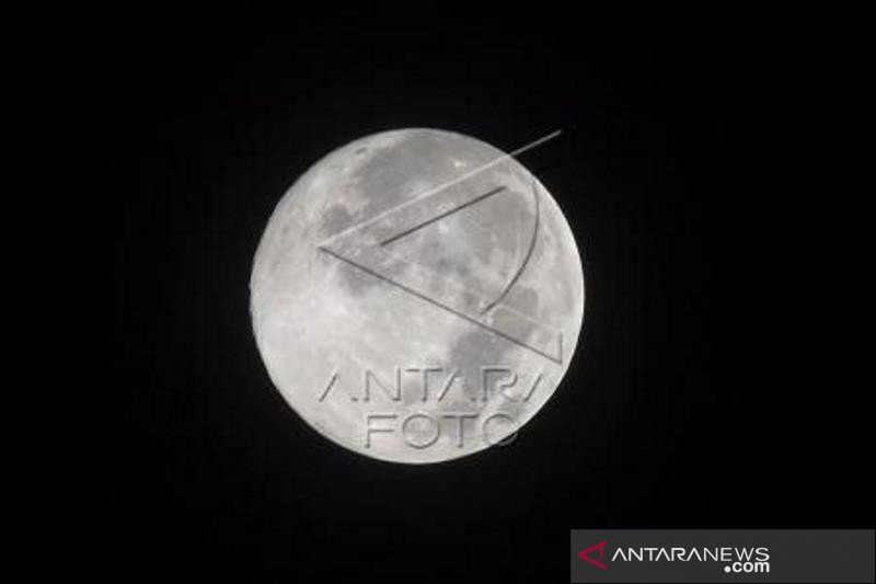Bulan purnama terbesar tahun 2020