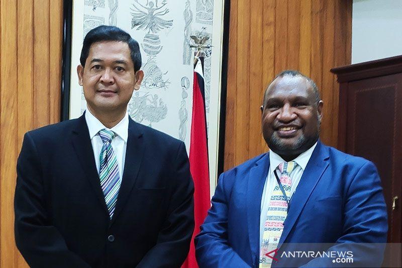 Upaya oposisi PNG mengulingkan perdana menteri James Marape terhenti