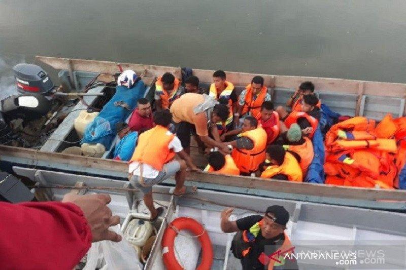"""Saat """"lokcdown"""" di Malaysia, penyelundupan TKI dari Bengkalis Riau berlanjut"""