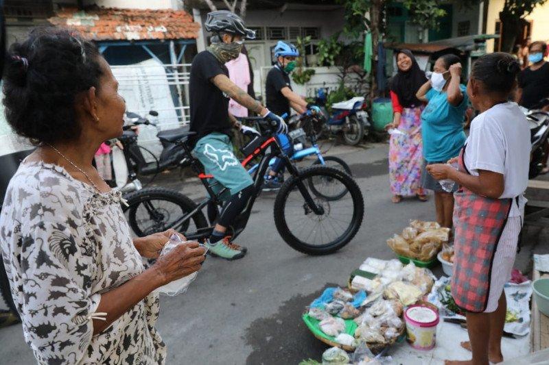 Kampanyekan penggunaan masker, Ganjar imbau warga membuat sendiri jika kesulitan