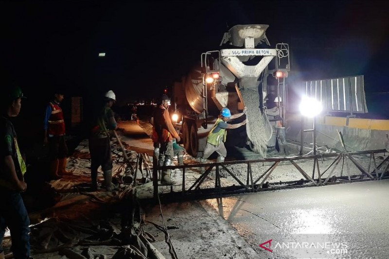 Jasa Marga rekonstruksi jalan tol Simpang Susun Cikunir
