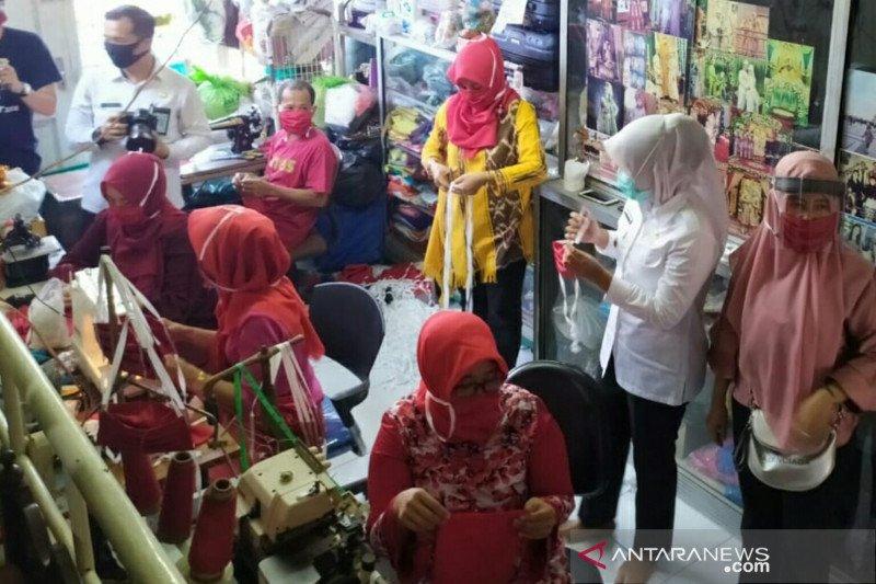 Pemkot Palembang ajak UMKM produksi masker penuhi kebutuhan masyarakat