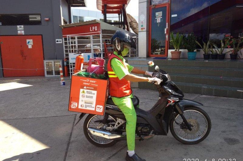 Pertamina buka layanan pengantaran BBM di Batam