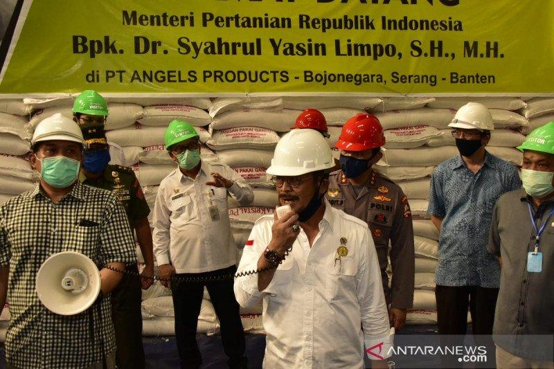 Pemerintah segera gelontorkan 250 ribu ton gula pasir ke pasar