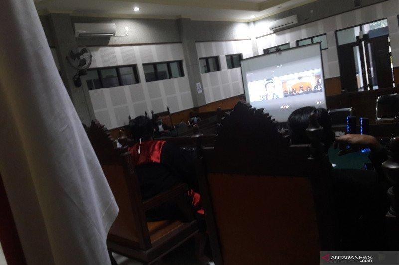 Pungli dana desa, eks pejabat Kecamatan Sekotong Lobar divonis 2 tahun kurungan