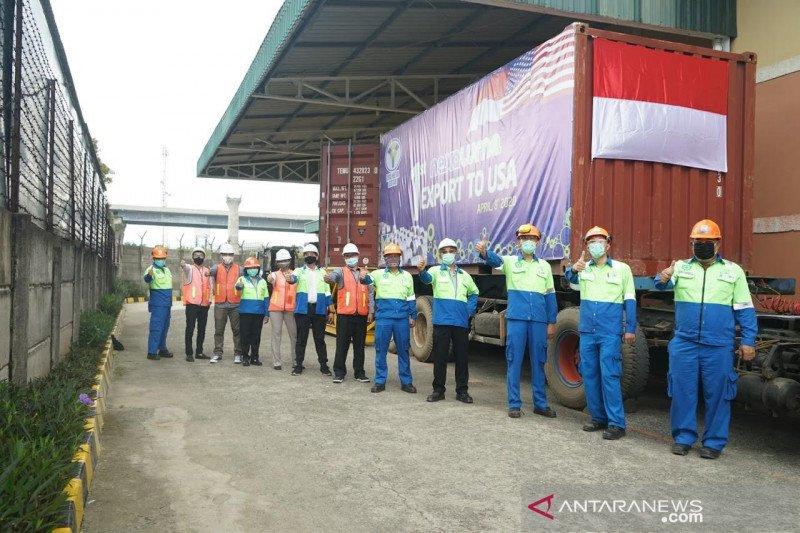 Geliatkan ekonomi ditengah pandemi COVID-19, Indonesia ekspor baja ke Amerika
